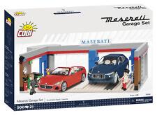 BRICKS COBI 24568 Maserati Garage Set 500 ELEMENT NEW