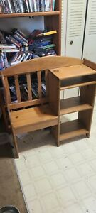 Vintage Entryway Bench and Shoerack