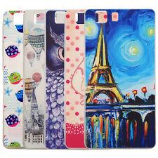 New Printed Silicone Case Back Shell for Doogee X5/X5S/X5 Pro Protecitve Caso