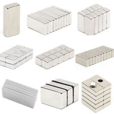 Super Strong Block Magnet Neodymium Rare Earth Magnets N50 N52
