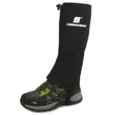 Waterproof Climbing Snow Legging Boot Gaiters Trouser Protector Covers Wrap