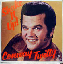 "CONWAY TWITTY ""Shake It Up"" USED Pickwick LP EX/VG+"