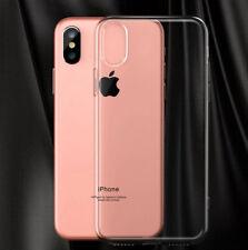 Crystal Case für Apple iPhone X / XS Transparent TPU Silikon Schutz Hülle Cover