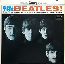 "The BEATLES  ""Meet The Beatles""    33T  Original US 1964 EX/EX"