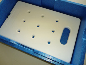 Kangabox cold eutectic plate for gastronorm and euronorm insulated boxes