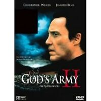 GOD'S ARMY II DVD HORROR MIT RUSSELL WONG NEU