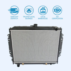 RADIATOR FIT HOLDEN RODEO TF G1 G3 G6 G7 2.6 PETROL 1987-1997 AUTO MANUAL
