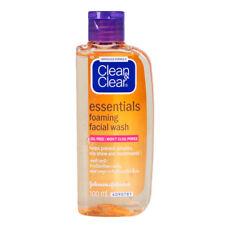 Clean & Clear Oil Free Prevent Pimple Shine Blackhead Foaming Facial Wash 100ml