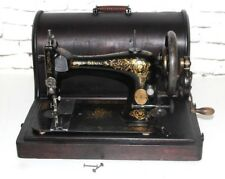Antique Singer 28 Hand Crank Sewing Machine c1893 - FREE Shipping  [PL4177]