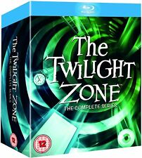 The Twilight Zone Seasons 1 to 5 The Complete Collection Blu-ray UK BLURAY