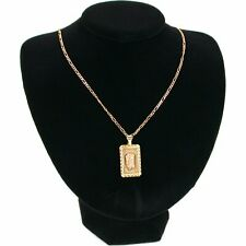 Black Velvet Necklace Pendant Chain Display Bust Jewelry Stand 8 Kit