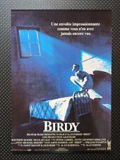 carte postale cinéma film BIRDY Alan Parker Mathieu Modine Nicolas Cage
