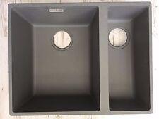 FRANKE SID 160 1,5 Bowl Undermount Tectonite Grey Sink Pop-Up Waste&Overflow