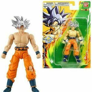 OEM Dragon Ball Super Evolve Ultra Instinct Goku 5 Inch Action Figure