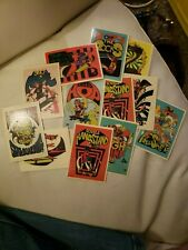 Vintage 1970's Skateboard Sticker Lot From The Isa!