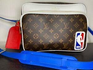 Louis Vuitton X NBA Messenger Bag