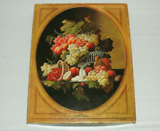 1968 Springbok Jigsaw Puzzle - Fruit by Severin Roesen PZL4006
