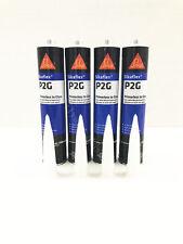Auto Glass Sealant Windshield Urethane Glue Sikaflex Primerless Adhesive X 4
