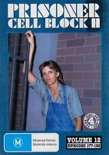 Prisoner - Cell Block H : Vol 12 (DVD, 2007, 4-Disc Set)