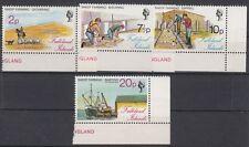 Falkland Islands 1976 Allevamento pecore 244-47  MNH