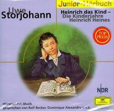 HÖRBUCH-CD - Heinrich das Kind - Die Kinderjahre Heinrich Heines