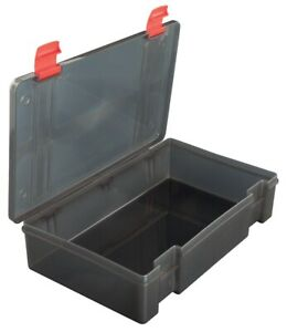 Fox Rage Stack and Store Full Compartment Box Large UV Tacklebox Groß NEW