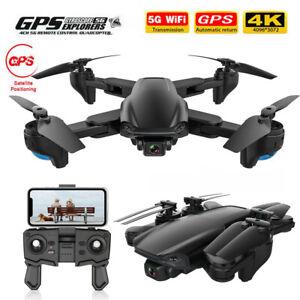 DJI MAVIC 2 PRO Clone Drone 5G Wifi FPV 4K Dual Camera Foldable RC Quadcopter😘