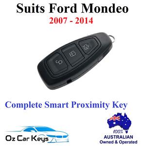 PROXIMITY SMART REMOTE KEY FORD MONDEO 2007 2008 2009 2010 2011 2012 2013 2014