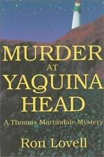 Murder at Yaquina Head: A Thomas Martindale Mystery (First Fiction Ser-ExLibrary