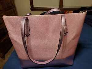 Kate spade handbag used pink
