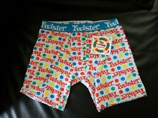 HASBRO TWISTER Dots Boxer Brief Size Medium