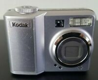 Kodak EasyShare C663 6.1MP Digital Camera - Silver *GOOD*