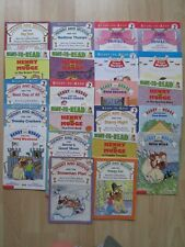 HENRY MUDGE LOT 22~Sneaky Crackers~Snowman Plan~Good Move~Funny Lunch~Yellow Moo