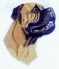 Embroidered Short-Sleeved T-shirt - Bullmastiff Bt3588 Sizes S - Xxl