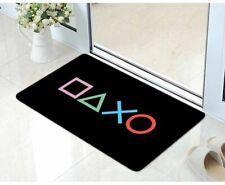 Playstation Gaming Inspired Door Mat Floor Bath Doormat XBOX Play Station Gamer
