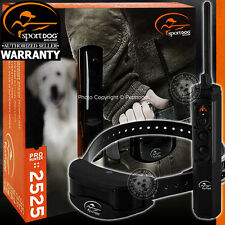 ProHunter 2525 SportDOG SD-2525 Remote Shock Dog Training Collar SDR-A - 2 Miles