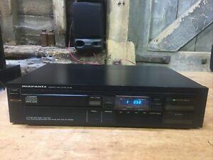 Marantz CD-56 Compact Disc Player Separate Z Filter 16 Bit Twin DAC Digital Out