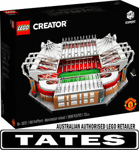 LEGO 10272 Old Trafford - Manchester United  - Creator  Expert from Tates Toy...