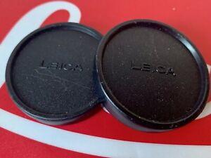 Genuine Leica Leitz #14268 Front Lens Cap A42 for Summilux - Summicron -M Lenses