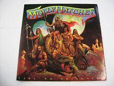 MOLLY HATCHET - TAKE NO PRISONERS - LP VINYL 1981 EXCELLENT HOLLAND