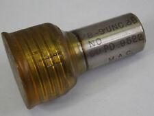 THREAD PLUG GAGE 7/8-9 UNC-3B NOGO PD .9522