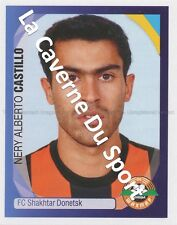N°396 NERY CASTILLO # MEXICO FC.SHAKHTAR STICKER PANINI CHAMPIONS LEAGUE 2008