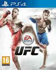 UFC PS4 Brand New & Sealed