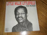 LITTLE WILLIE LITTLEFIELD / I'M IN THE MOOD ~ LP NR MNT