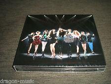SNSD GIRLS' GENERATION - 2011 TOUR LIVE KOREA 2CD *SEALED*