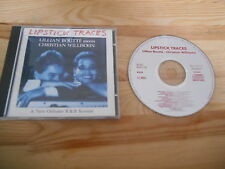 CD Jazz Lillian Boutte / Chr. Willison - Lipstick Traces (14 Song) BLUES BEACON