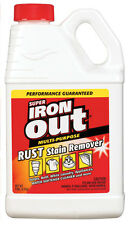 SUPER IRON OUT RUST STAIN CLEANER 76 OZ