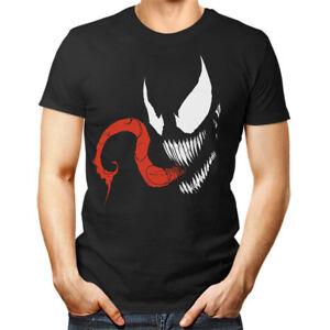 VENOM - unisex T Shirt women men gift tee top movie spiderman scary