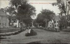 Kennebunkport ME Main St. c1910 Postcard