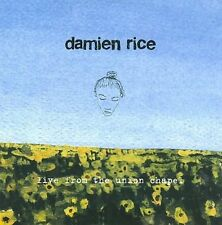 DAMIEN RICE - LIVE FROM THE UNION CHAPEL NEW CD